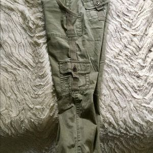 Guess Cropped Cargo Pants